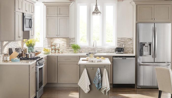 Как да аранжирате кухнята за повече простор