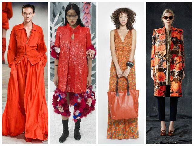 Портокаловият цвят – с какво подхожда и как да съчетаваме